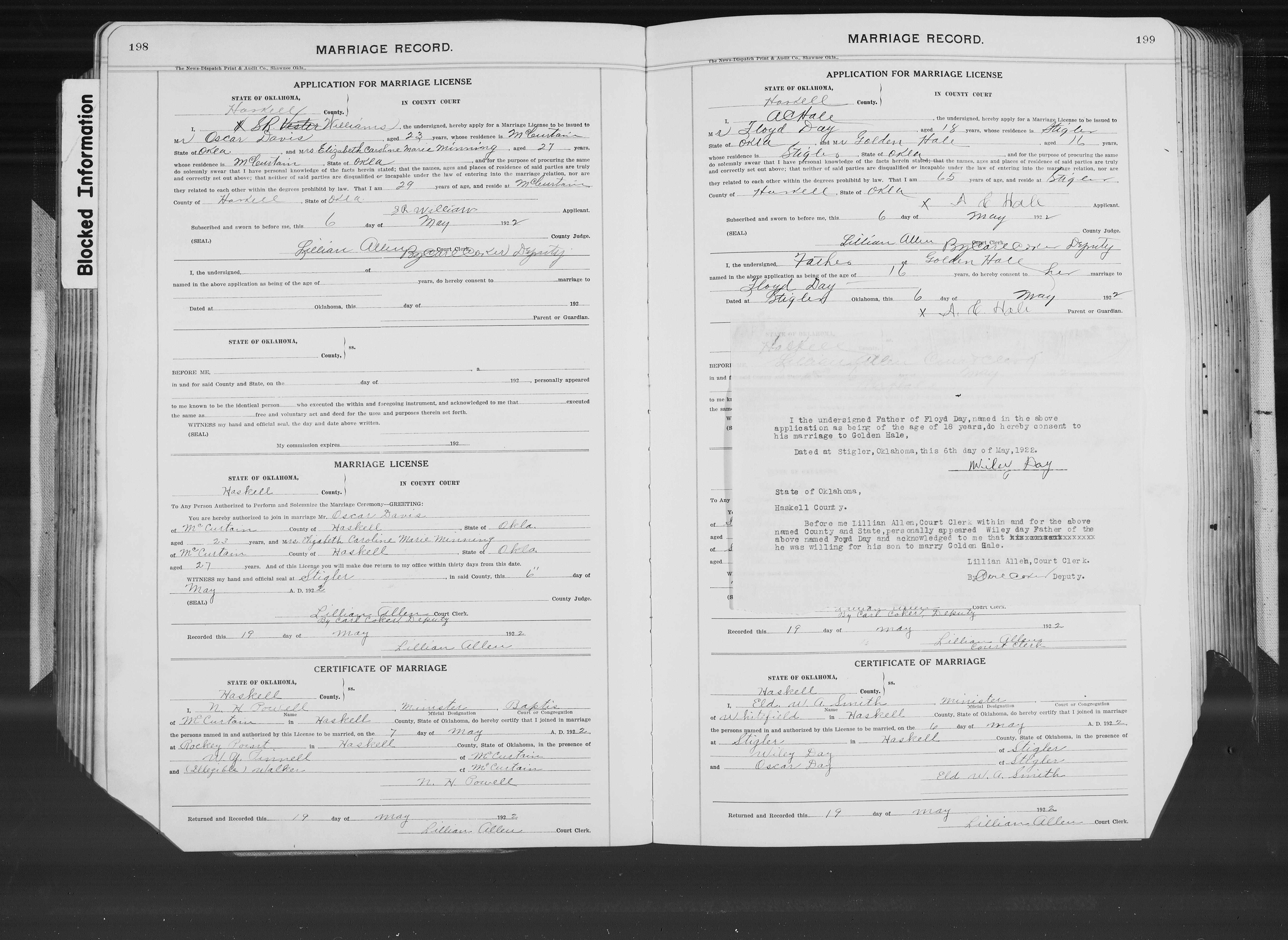 Autun infos marriage license